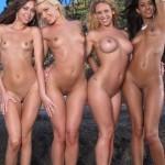 Фото обнаженных дам