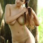 Девушка с большими сиськами