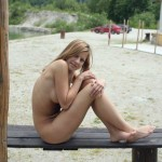 Любительские фото голой девушки