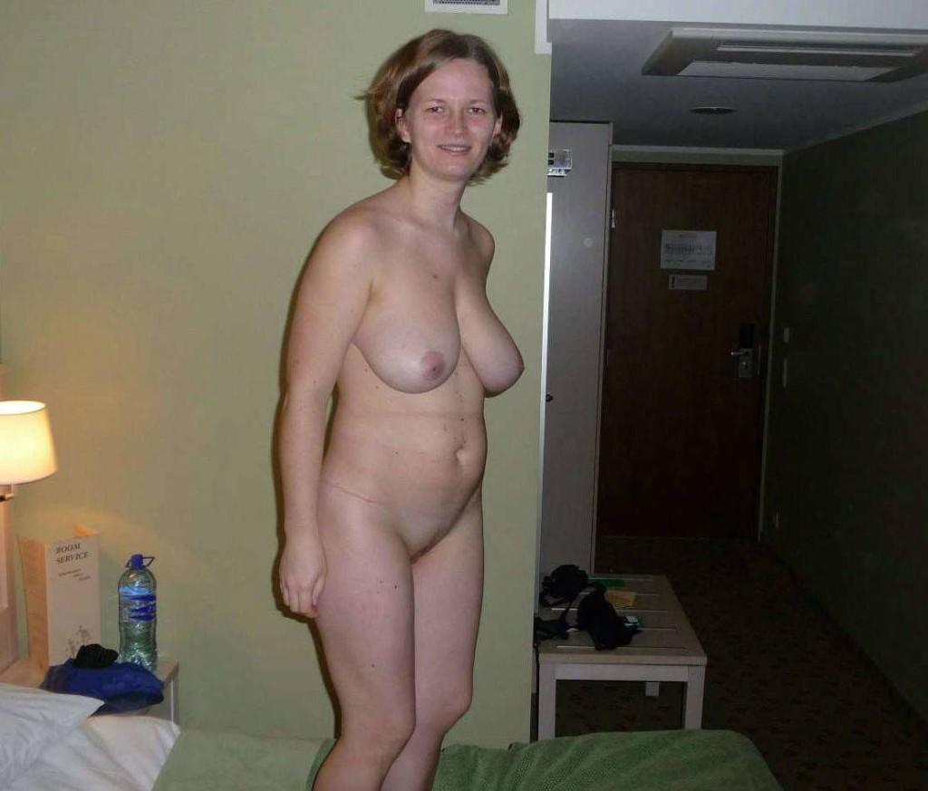 Любительские фото голой дамы
