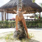 Любительская частная эротика сексуальной туристки
